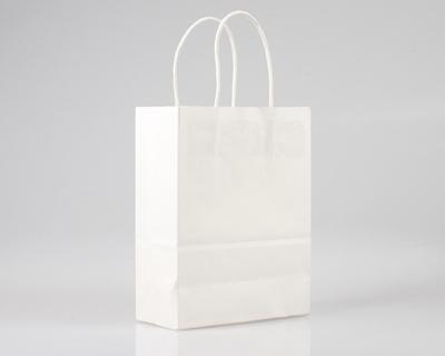 白牛皮纸手提袋定制