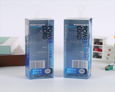 蓝牙耳机PVC包装盒