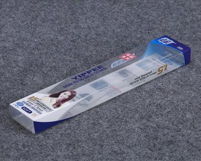 牙刷PVC包装盒