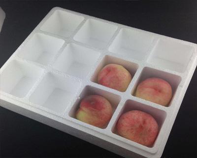水蜜桃泡沫包装盒