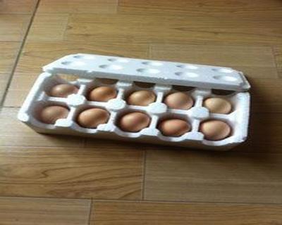 土鸡蛋泡沫包装盒