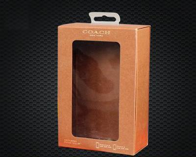 手机壳折纸包装盒