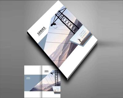 工程产品画册印刷