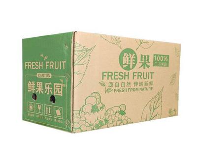 鲜果包装纸箱