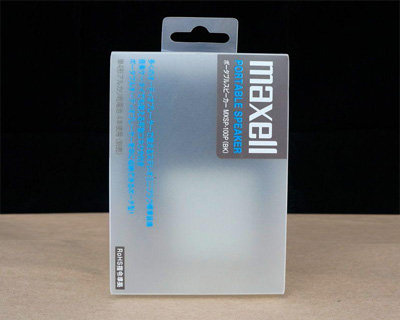 透明磨砂PVC包装盒