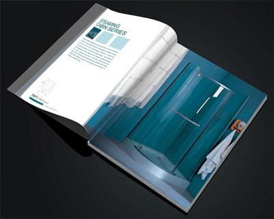 卫浴产品画册印刷