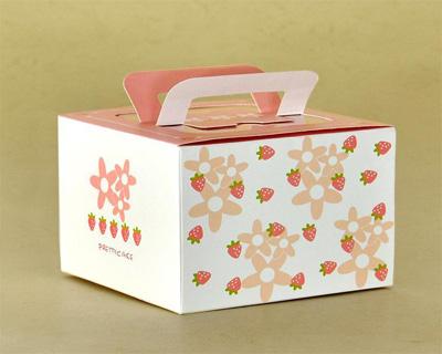 烘焙折纸包装盒