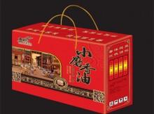 香油土特产包装盒
