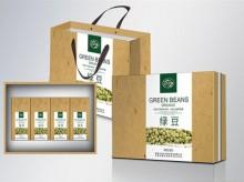 绿豆土特产包装盒