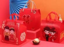 婚宴糖果包装盒