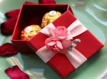 巧克力糖果包装盒