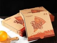 披萨外卖包装盒