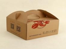 小龙虾外卖包装盒