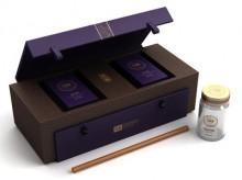 书壳保健品包装盒