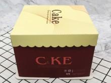 方形天地盖蛋糕包装盒
