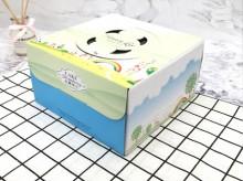 方形瓦楞蛋糕包装盒