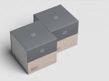 智能音箱礼品包装盒