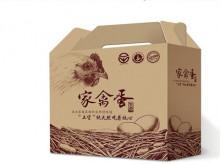 鸡蛋食品包装盒