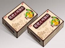 袋装颗粒药品包装盒