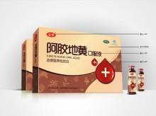 口服液药品包装盒
